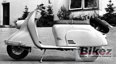 1954 Heinkel A1 Series 102