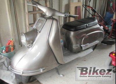 1957 Heinkel A1 Series 103