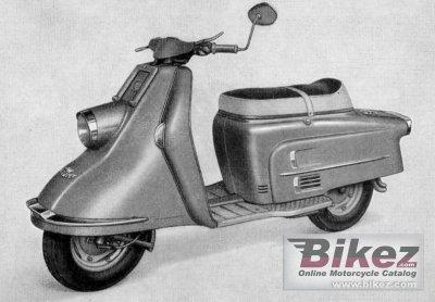 1960 Heinkel A2