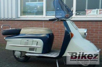1963 Heinkel A2