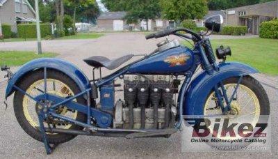 1930 Henderson KJ Streamline