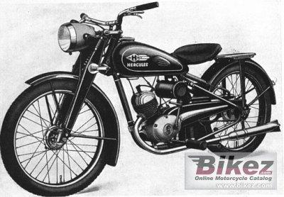 1954 Hercules 316