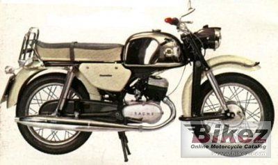 1965 Hercules K 103 S