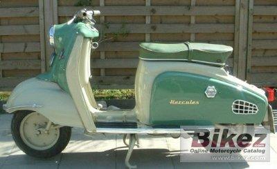 1966 Hercules R 200