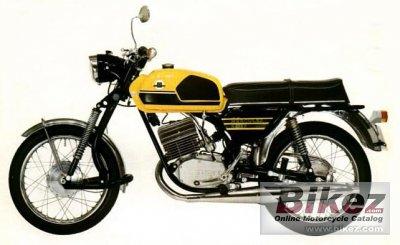 1971 Hercules K 125 X