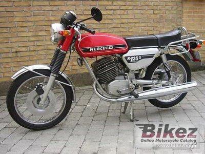 1974 Hercules K 125 S