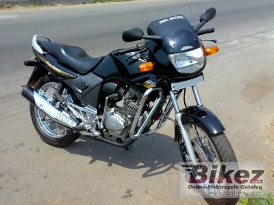 2003 Hero Honda CBZ specifications and pictures