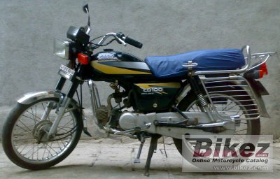 119c51d7ff6 2006 Hero Honda CD 100 SS specifications and pictures