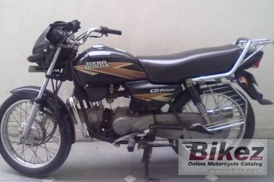 2006 Hero Honda Cd Deluxe Specifications And Pictures
