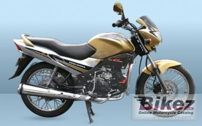 2006 Hero Honda Glamour specifications and pictures