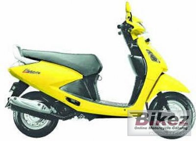 2006 Hero Honda Pleasure