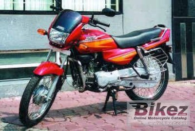 2006 Hero Honda Super Splendor