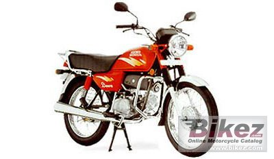 2007 Hero Honda CD Dawn photo