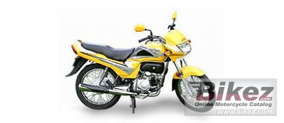 2007 Hero Honda Passion Plus photo