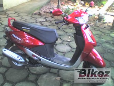 2007 Hero Honda Pleasure photo