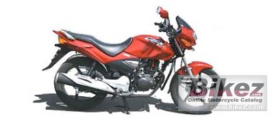 2007 Hero Honda CBZ X-TREME specifications and pictures