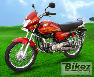 2007 Hero Honda Cd Deluxe Specifications And Pictures