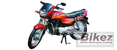 2007 Hero Honda Super Splendor