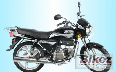 2008 Hero Honda Splendor Plus photo
