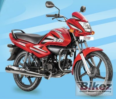 2008 Hero Honda Splendor NXG photo