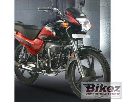 2008 Hero Honda Passion Plus photo