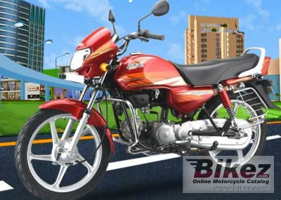 2008 Hero Honda Cd Deluxe Specifications And Pictures