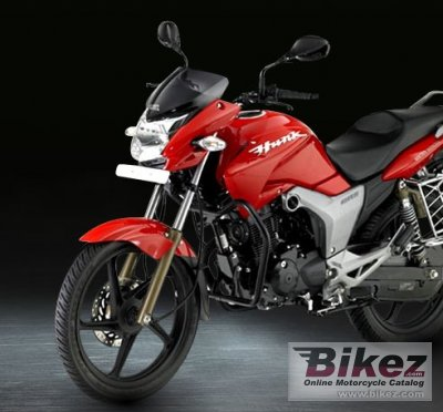 2008 Hero Honda Hunk Specifications And Pictures