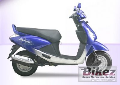 2008 Hero Honda Pleasure