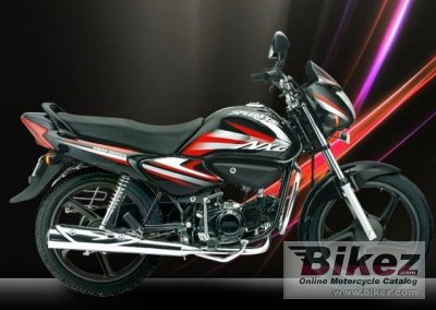 2009 Hero Honda Splendor NXG photo