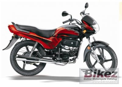 2009 Hero Honda Passion Plus