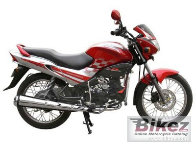 2010 Hero Honda Glamour 125 PGM-FI photo