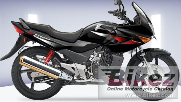Big Hero Honda karizma picture and wallpaper from Bikez.com