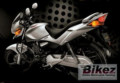 2010 Hero Honda CBZ X-treme specifications and pictures