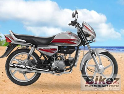 2010 Hero Honda CD Deluxe specifications and pictures