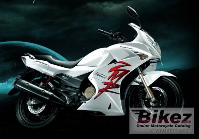 2010 Hero Honda Karizma ZMR specifications and pictures