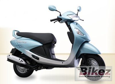 2010 Hero Honda Pleasure 100