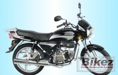 2010 Hero Honda Splendor Plus