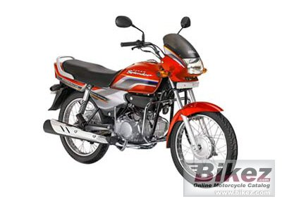 2010 Hero Honda Super Splendor 125
