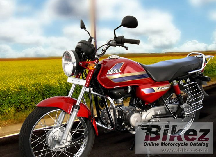 Hero Honda cd-dawn 100