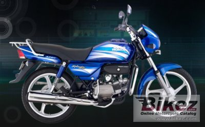 2011 Hero Honda Splendor Pro photo