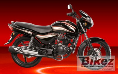 2011 Hero Honda Achiever 150 photo