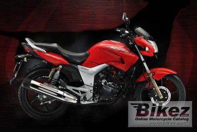 2011 Hero Honda Hunk 150 photo