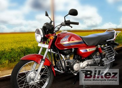 2011 Hero Honda CD-Dawn 100