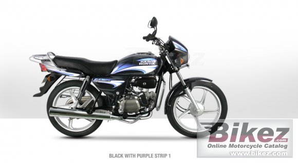2012 Hero Splendor Plus photo
