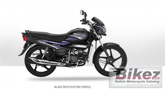 2012 Hero Super Splendor 125 photo