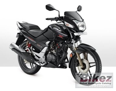 2012 Hero Cbz Xtreme Specifications And Pictures