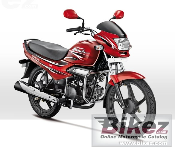Hero Super Splendor 125