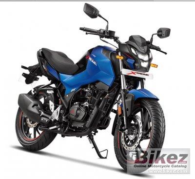 2021 Hero Xtreme 160R