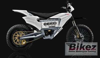 2011 Hesketh Zero MX