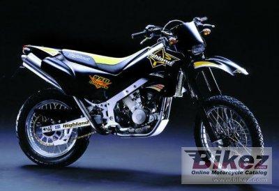 2003 Highland 950 V2 Outback
